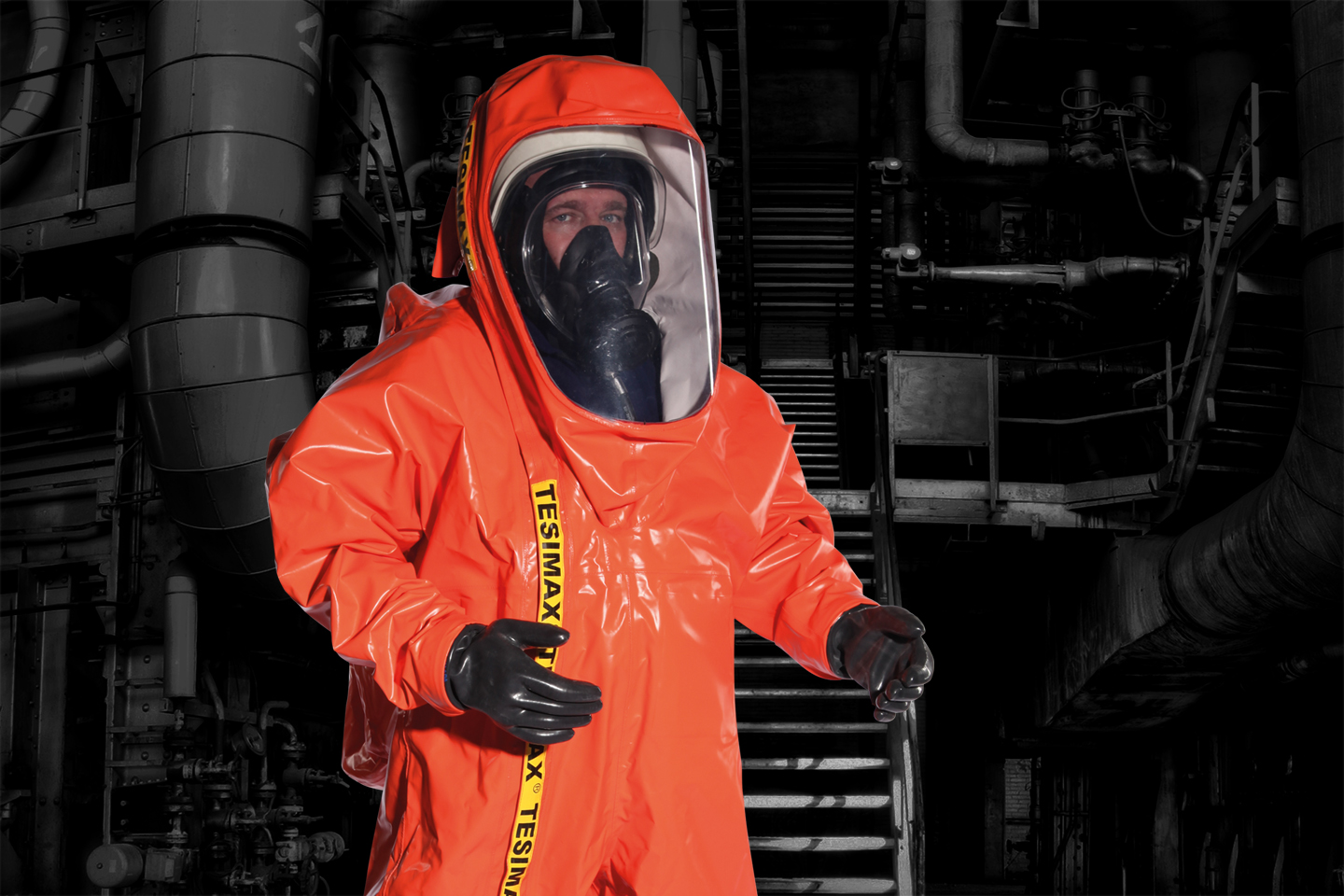 Reusable protection suits with High Performance Technology (HPT) VS 5 / VS 20 SYKAN® 2